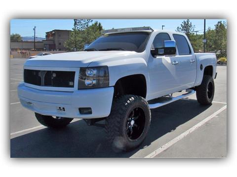 2007 Chevrolet Silverado 1500 for sale in Carson City, NV