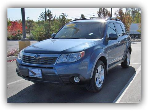 2009 Subaru Forester for sale in Carson City, NV