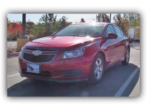 2014 Chevrolet Cruze for sale in Carson City, NV