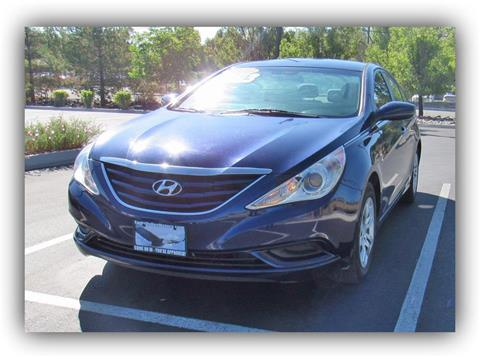 2013 Hyundai Sonata for sale in Carson City, NV