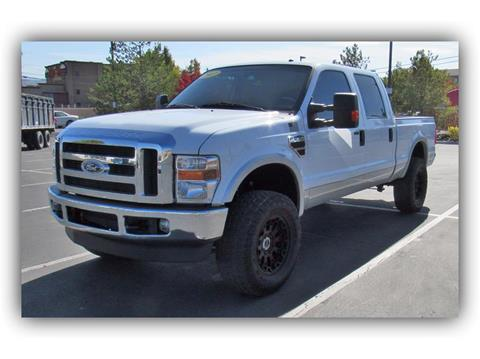 2008 Ford F-250 Super Duty for sale in Carson City, NV