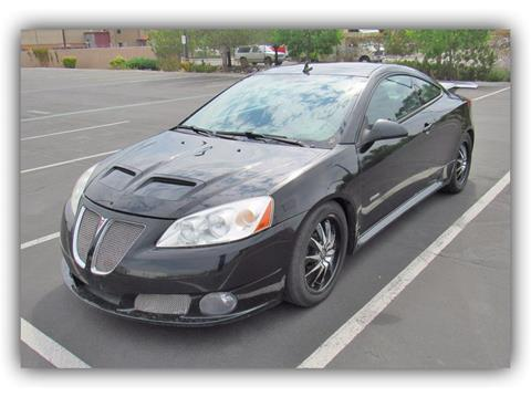 2008 Pontiac G6 for sale in Jersey, MS