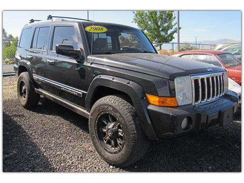 2008 Jeep Commander for sale in Jersey, MS
