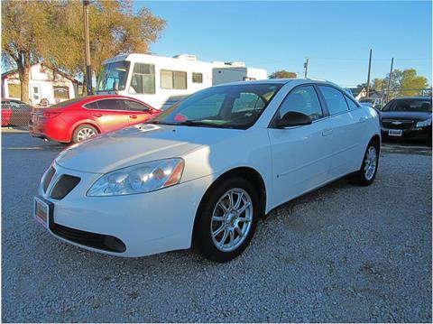 2007 Pontiac G6 for sale in Jersey, MS