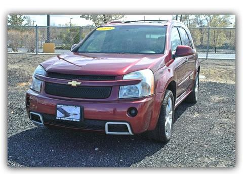 2008 Chevrolet Equinox for sale in Carson City, NV