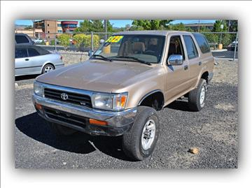 1994 Toyota 4Runner for sale in Carson City, NV