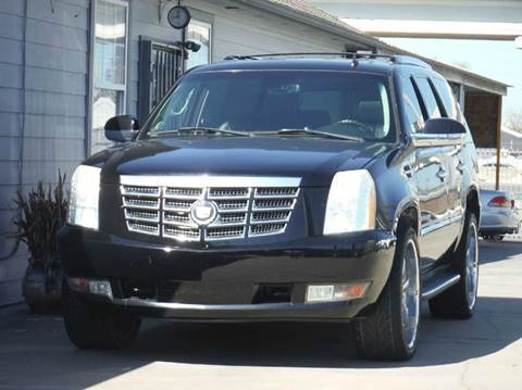 2007 Cadillac Escalade for sale at National Auto Group in Houston TX