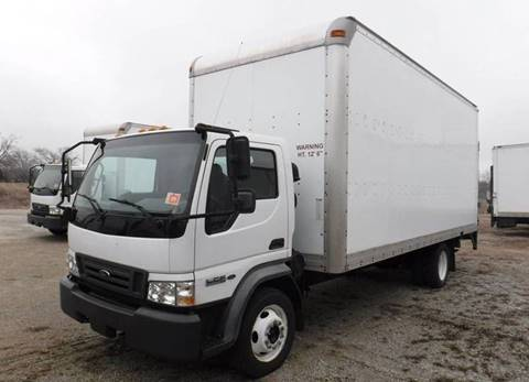 2008 Ford Low Cab Forward for sale in Houston, TX