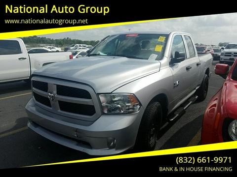 2018 RAM Ram Pickup 1500 for sale in Houston, TX