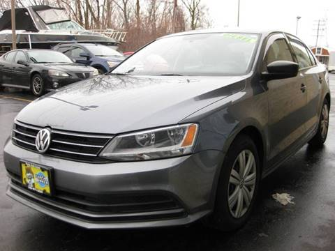 2015 Volkswagen Jetta for sale at Buhs Auto Sales in Kenosha WI