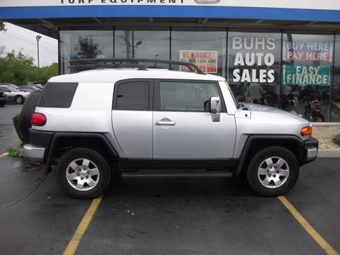2007 Toyota FJ Cruiser for sale in Kenosha, WI