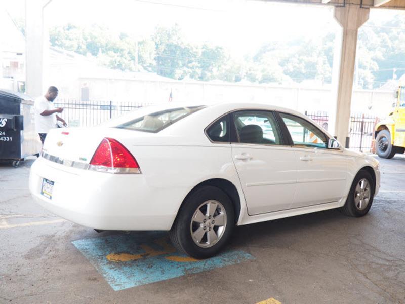 2011 Chevrolet Impala LT Fleet 4dr Sedan w/2FL - Pittsburgh PA