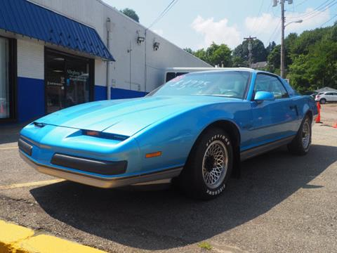 1988 Pontiac Firebird For Sale Carsforsale Com 174