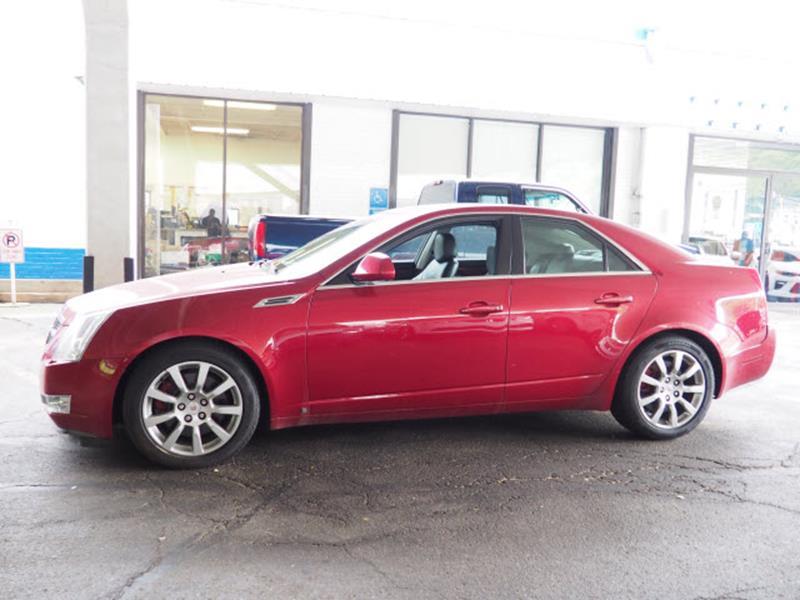 2008 Cadillac Cts AWD 3 6L DI 4dr Sedan In Pittsburgh PA