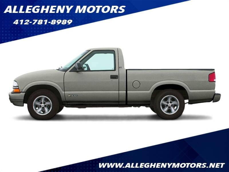 2003 Chevrolet S-10  - Pittsburgh PA