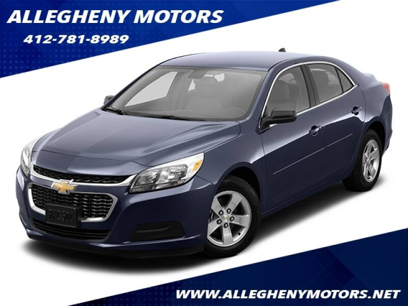 2014 Chevrolet Malibu LS 4dr Sedan - Pittsburgh PA