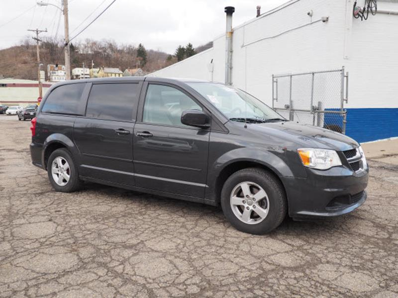 2012 Dodge Grand Caravan SE 4dr Mini-Van - Pittsburgh PA