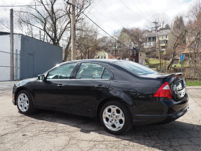 2010 Ford Fusion SE 4dr Sedan - Pittsburgh PA