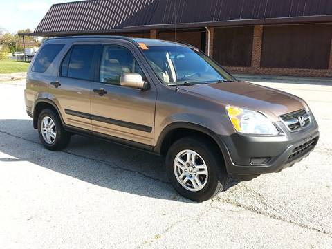 2003 Honda CR-V for sale at North Chicago Car Sales Inc in Waukegan IL