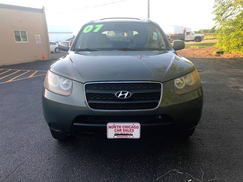 2007 Hyundai Santa Fe for sale in Mchenry, IL
