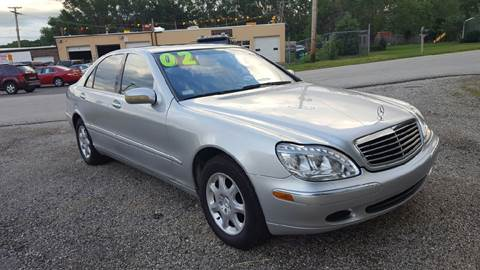 2002 Mercedes-Benz S-Class for sale in Mchenry, IL
