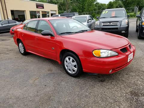 2003 Pontiac Grand Am for sale in Mchenry, IL