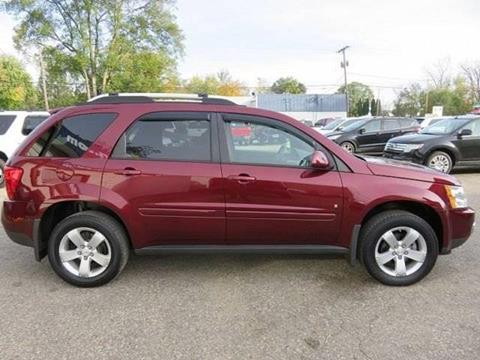 2009 Pontiac Torrent for sale at North Chicago Car Sales Inc in Waukegan IL
