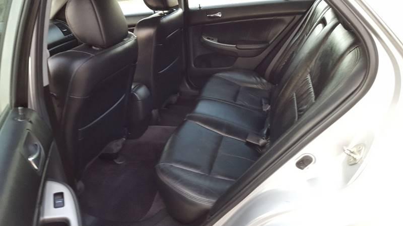 2007 Honda Accord EX-L V-6 4dr Sedan (3L V6 5A) - Mchenry IL