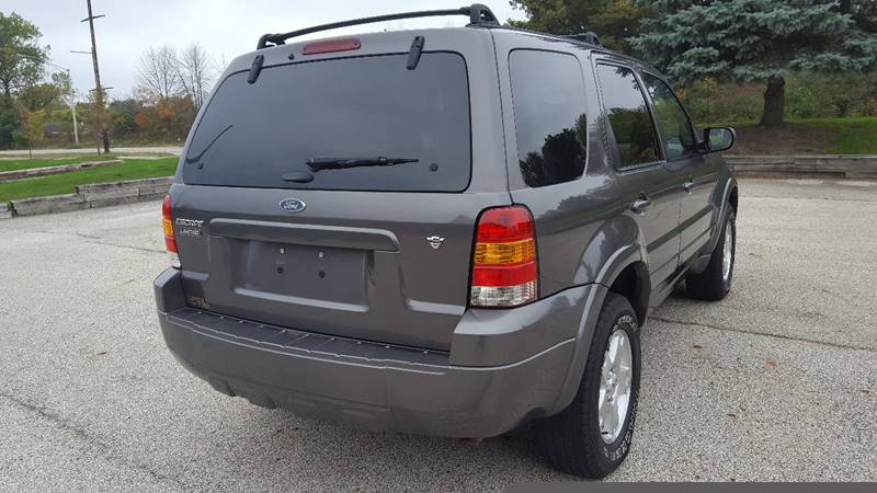 2006 Ford Escape AWD Limited 4dr SUV - Waukegan IL