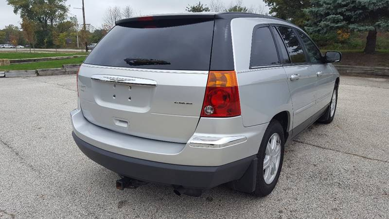 2006 Chrysler Pacifica AWD Touring 4dr Wagon - Mchenry IL