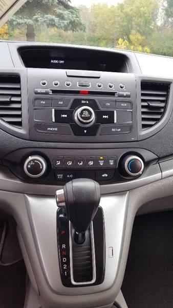 2013 Honda CR-V AWD LX 4dr SUV - Mchenry IL