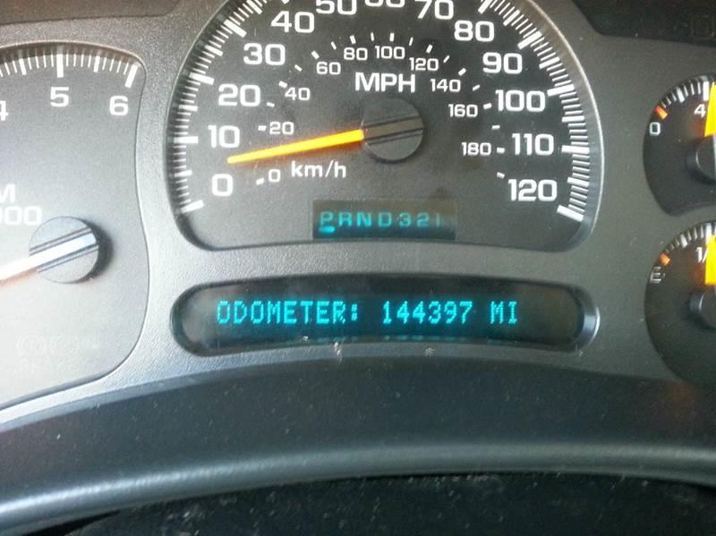 2003 Chevrolet Avalanche 4dr 1500 4WD Crew Cab SB - Mchenry IL