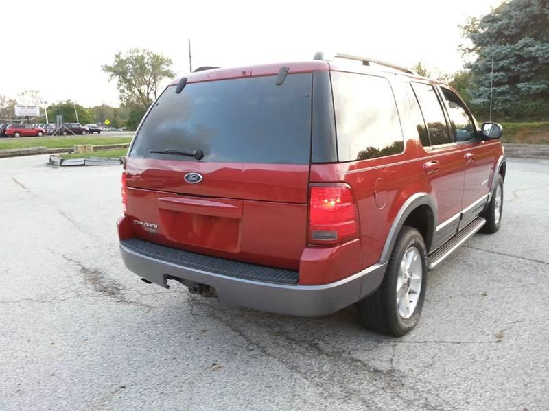 2004 Ford Explorer 4dr XLT 4WD SUV - Mchenry IL