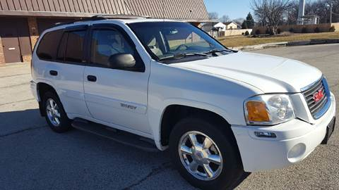 2003 GMC Envoy for sale at North Chicago Car Sales Inc in Waukegan IL