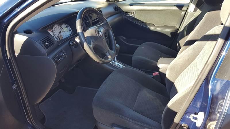 2006 Toyota Corolla S 4dr Sedan w/Automatic - Waukegan IL
