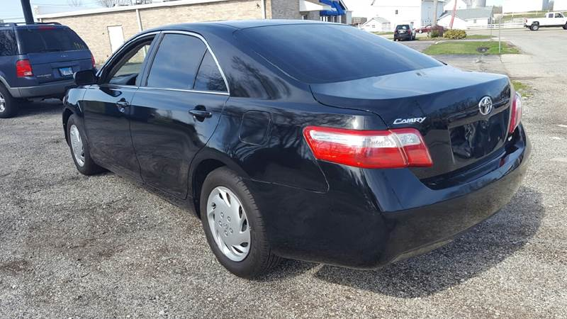 2007 Toyota Camry LE 4dr Sedan (2.4L I4 5A) - Mchenry IL