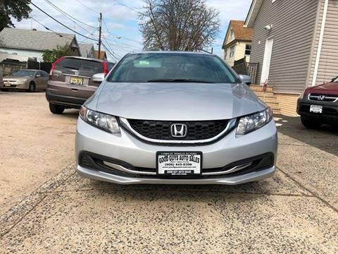 2014 Honda Civic for sale in Roselle, NJ