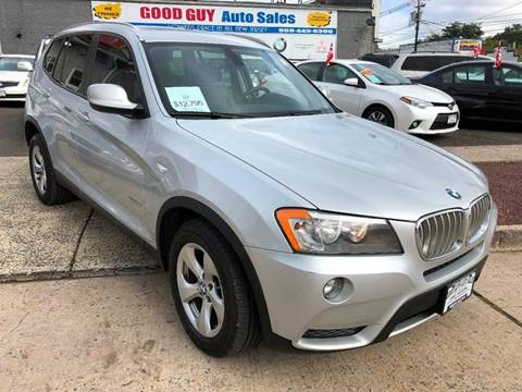 2012 BMW X3 for sale in Roselle, NJ