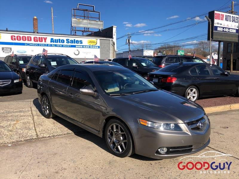 2007 Acura Tl Type S 4dr Sedan 5a In Roselle Nj Good Guy