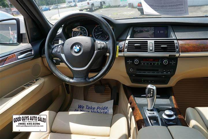 2009 Bmw X5 XDrive48i AWD 4dr SUV In Roselle NJ