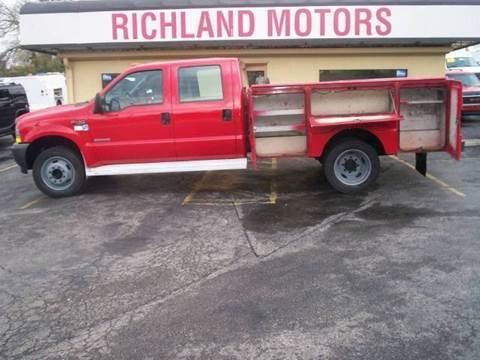 2004 Ford F-450 Super Duty for sale in Kansas City, MO