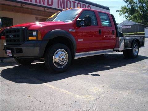 2005 Ford F-450 for sale in Kansas City, MO