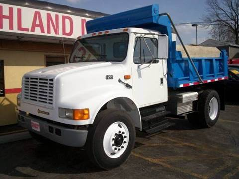 1996 International 4700 for sale in Kansas City, MO