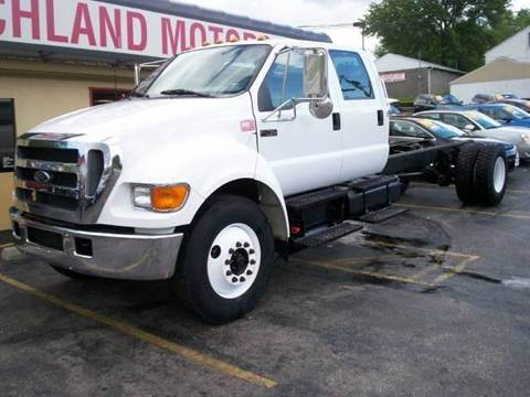 2006 Ford F-750 for sale in Kansas City, MO