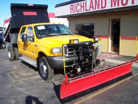 1999 Ford F-450 Super Duty for sale in Kansas City, MO
