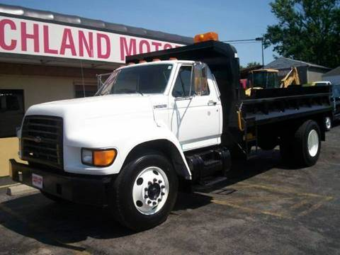 1998 Ford F-800 for sale in Kansas City, MO