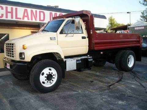 1999 GMC TOPKICK for sale in Kansas City, MO