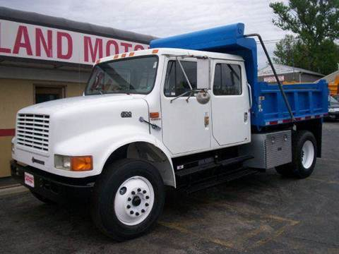 1997 International 4700 for sale in Kansas City, MO
