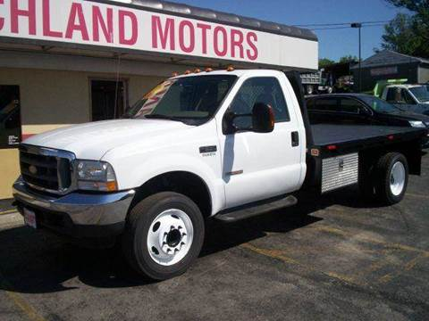 2004 Ford F-550 for sale in Kansas City, MO