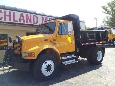 1997 International 4900 for sale in Kansas City, MO